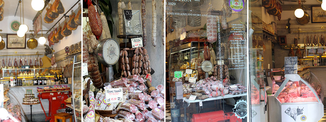 Macelleria via dei Neri Firenze